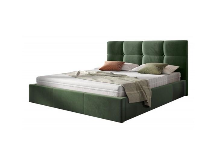 Łóżko tapicerowane KORFU 160X200 z pojemnikiem