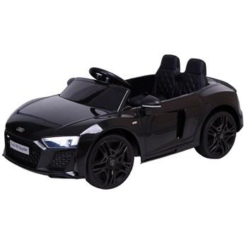 Samochodzik auto AUDI R8 SPYDER czarny