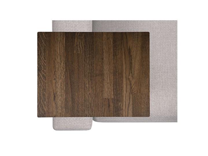 HELPER stolik boczny do sofy duży Czarny-dab Marmur Rozmiar blatu 35x45 cm Wysokość 22 cm Drewno Kolor Szary