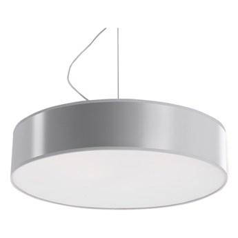 Lampa wisząca ARENA 45 szara SL.0119 SOLLUX SL.0119