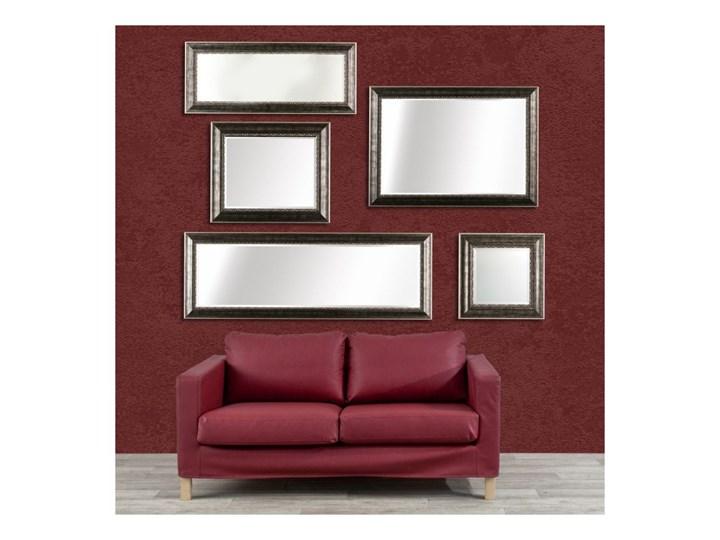 Lustro Milan 44x105cm, 44 × 105 cm Ścienne Lustro z ramą Prostokątne Pomieszczenie Sypialnia