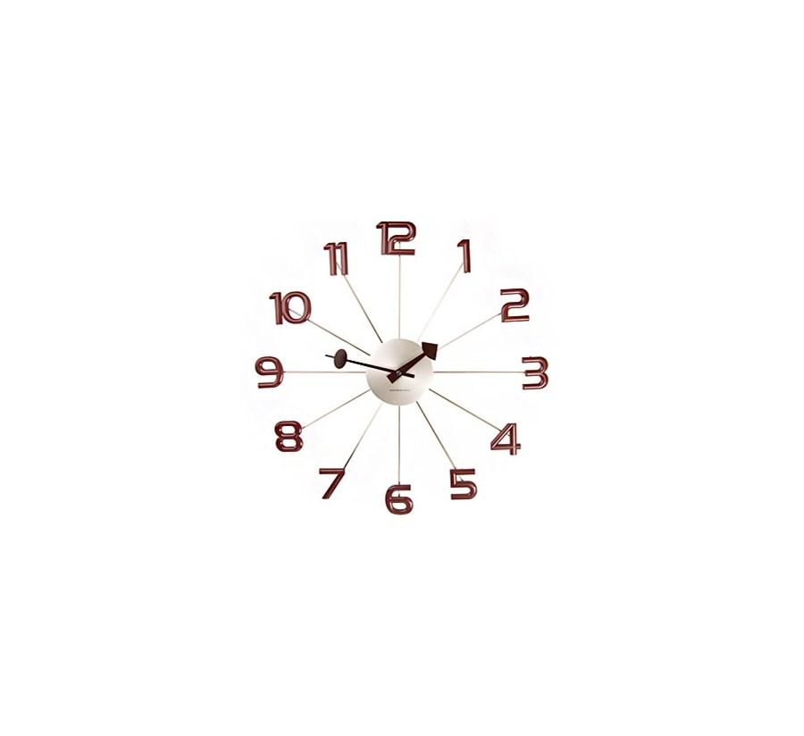 Zegar ścienny Zara Numbers by ExitoDesign