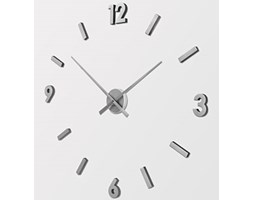 Zegar ścienny Extender silver by ExitoDesign