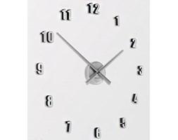 Zegar ścienny Extender Mini silver by ExitoDesign