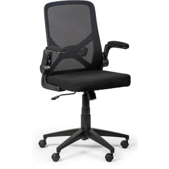 Krzesło biurowe Flexi, czarny
