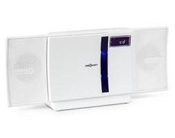 OneConcept V-16-BT Wieża stereo Bluetooth CD USB MP3 UKF montaż ścienny biały