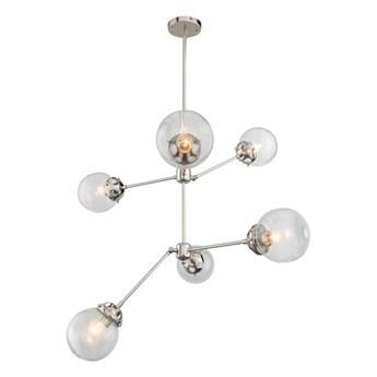 Nowoczesna lampa sufitowa LIRA artdeco