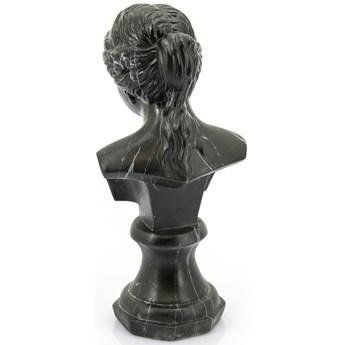 Figurka dekoracyjna Eve 11x25 cm czarna