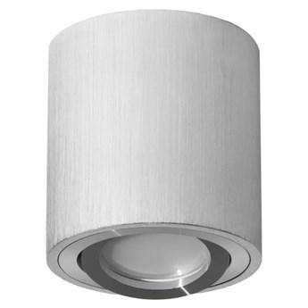 Round H84 lampa sufitowa 1-punktowa aluminium