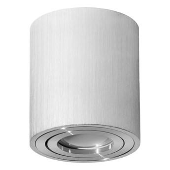 Round H115 lampa sufitowa 1-punktowa aluminium