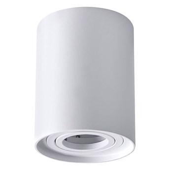 Hadar lampa sufitowa tuba kierunkowa 1xGU10 biała