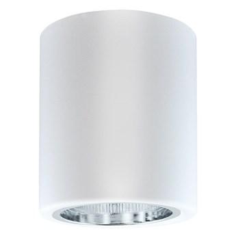 Jupiter 10 lampa sufitowa natynkowa tuba 1xE27 biała