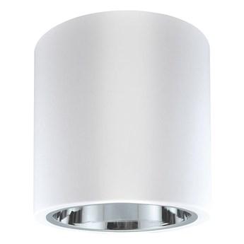 Jupiter 17 lampa sufitowa natynkowa tuba 1xE27 biała