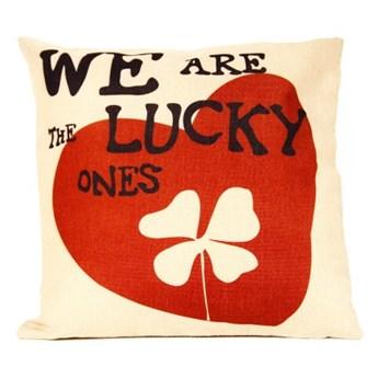 Poszewka dekoracyjna Lucky 45x45