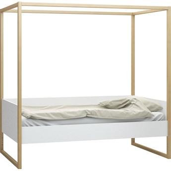 Łóżko 1-osobowe z baldachimem 4 You