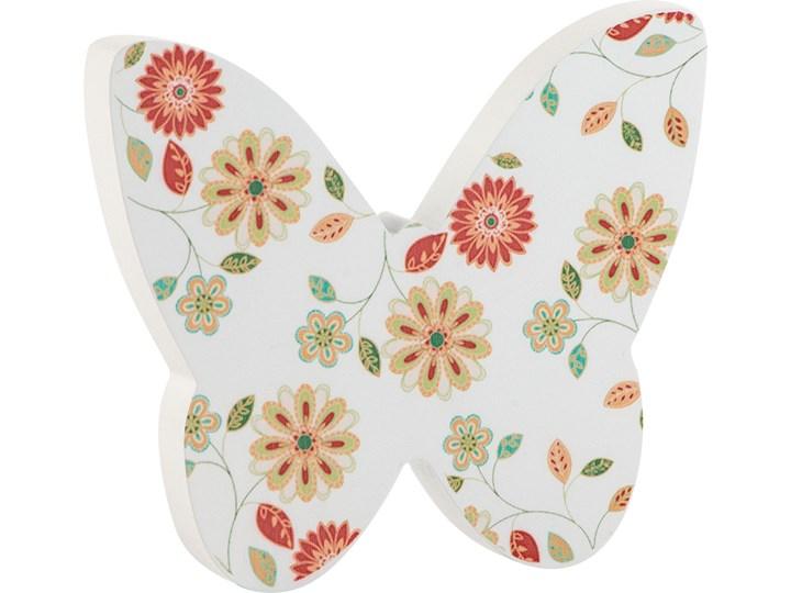 Figurka Motyl Flower Rośliny Kategoria Figury i rzeźby