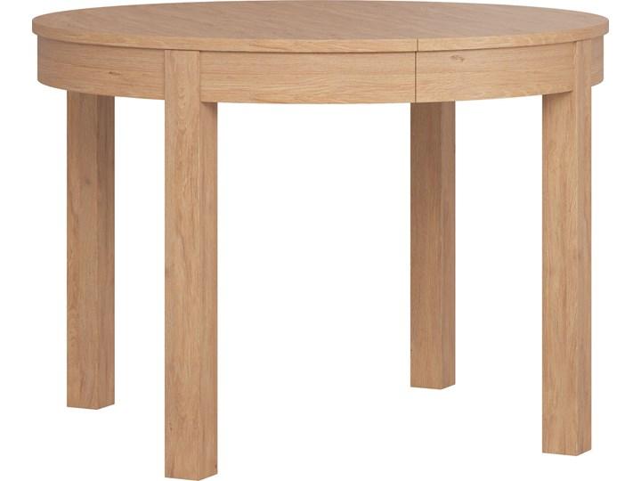 Stół rozkładany okrągły Rozkładanie Rozkładane