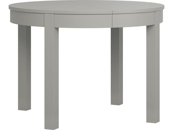 Stół rozkładany okrągły Rozkładanie Rozkładane Kolor Biały