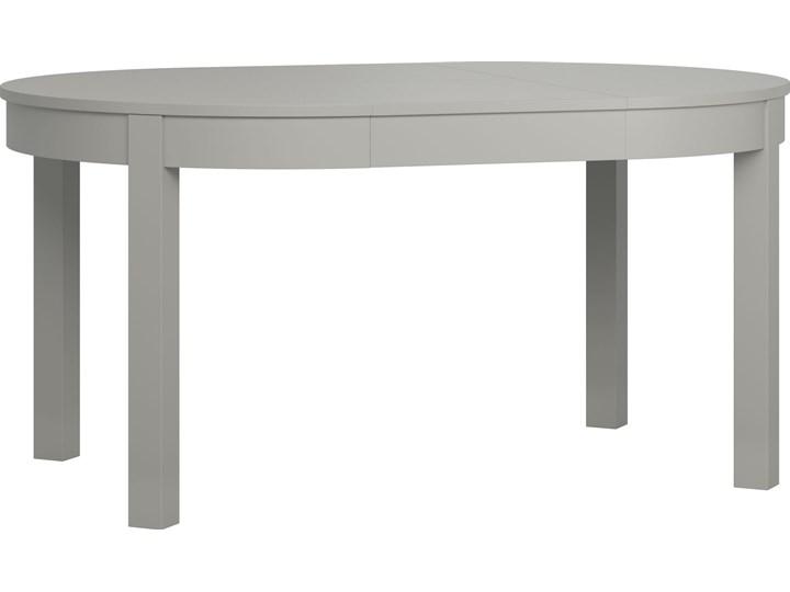 Stół rozkładany okrągły Kolor Biały