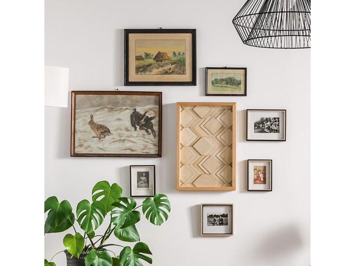 Ramka do zdjęć 22x17 Mun I Ramka na zdjęcia Drewno Kolor Czarny Pomieszczenie Sypialnia