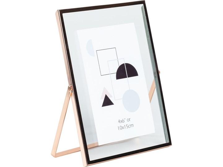 Ramka do zdjęć stojąca Est Kolor Biały Szkło Ramka na zdjęcia Pomieszczenie Salon