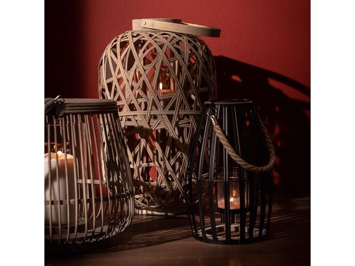 Lampion Fano Kategoria Świeczniki i świece Kolor Beżowy