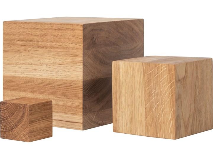 Klocki drewniane kpl 3 szt Abstrakcja Drewno Kategoria Figury i rzeźby