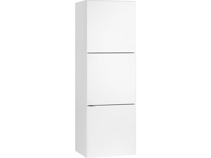 Szafa 1-drzwiowa Metal Kolor Biały