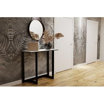 Konsola Svala z marmurem/granitem