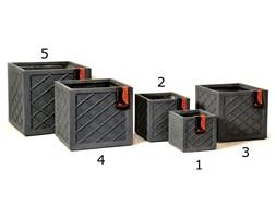 Donica ceramiczna ołowiana S