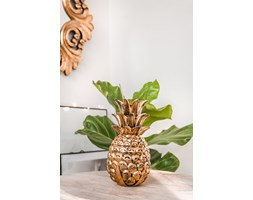 Rzeźba ananas PINA ORO