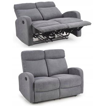 Sofa Rozkładana OSLO 2S Popiel HALMAR