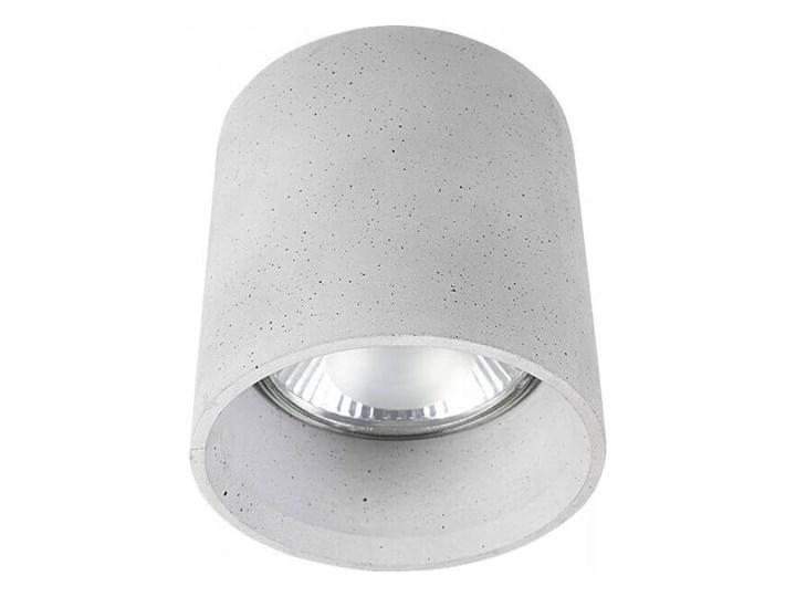 Lampa betonowa punktowa Shy M 9393