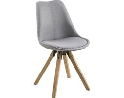 Krzesło Dima 49x85 cm jasnoszare
