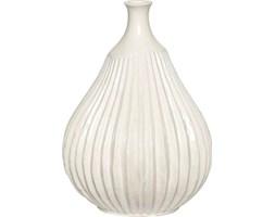 Wazon Porcelain 14x19 cm mały biały