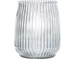 Wazon Crystal Ø17x17 cm transparentny