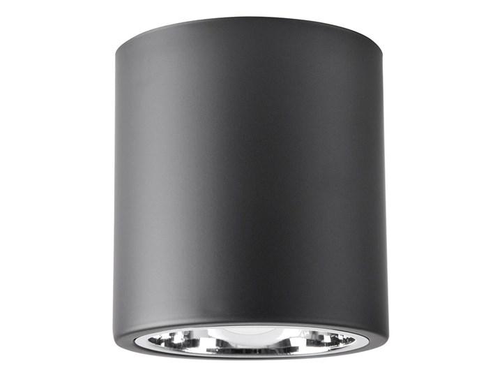Jupiter 13 lampa sufitowa natynkowa tuba 1xE27 czarna