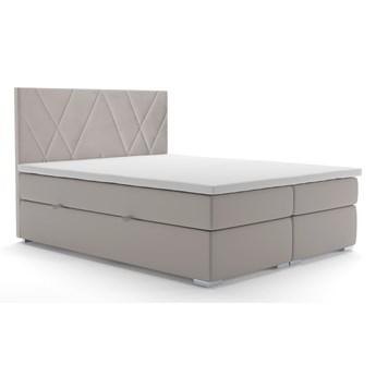 Łóżko kontynentalne 140x200 CHERYL WYPRZEDAŻ MAGAZYNOWA