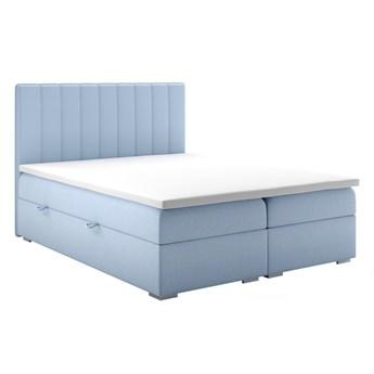 Łóżko kontynentalne 140x200 FALON