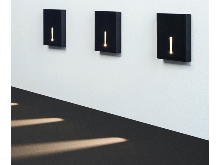 Schodowa oprawa LED CHORS CORO IN : Temperatura barwowa - 4000K, Kolor obudowy - srebrny