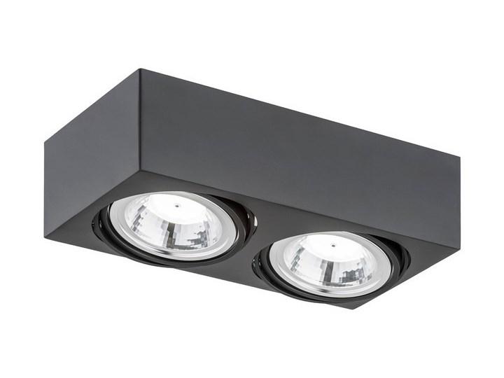 Oprawa LED ARGON RODOS : Kolor obudowy - czarny