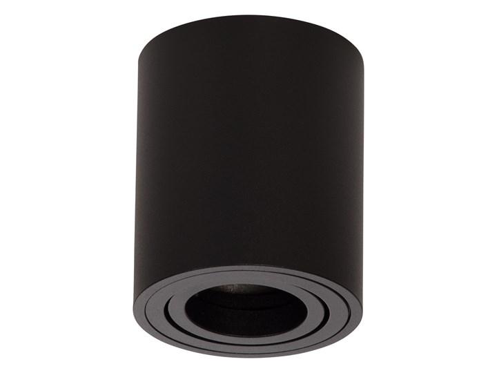 Oprawa natynkowa na żarówkę GU10 Kupujledy LECCE okrągła biała czarna srebrna