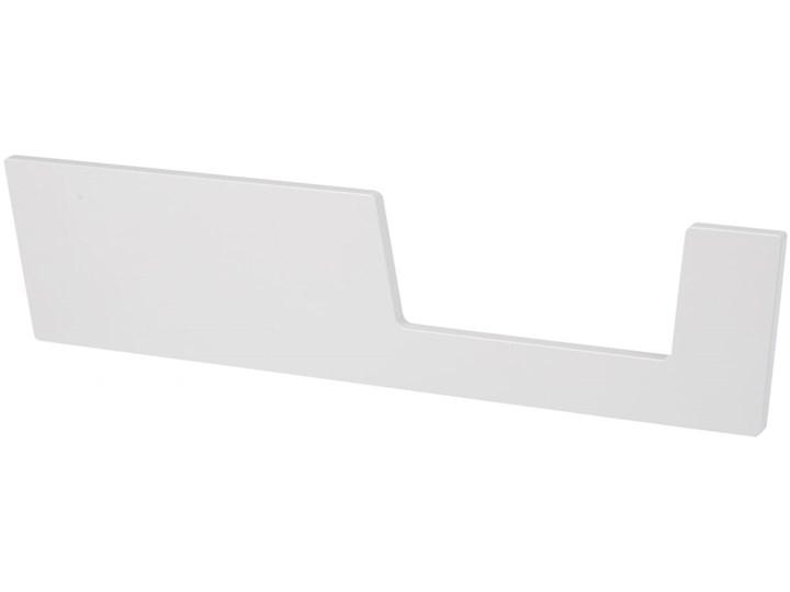 Barierka do łóżeczka Done by Deer 105x25 cm szara