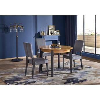 Stół rozkładany SORBUS dąb miodowy / grafit