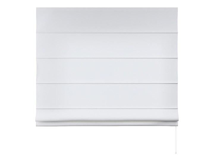 Roleta rzymska Billie, śmietankowa biel, szer.80 × dł.170 cm, Happiness Wzór Dla dzieci Kategoria Rolety