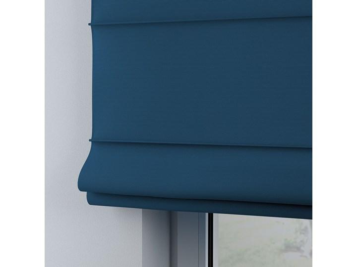Roleta rzymska Billie, Ocean Blue (morski niebieski), szer.100 × dł.170 cm, Cotton Story Wzór Dla dzieci Pomieszczenie Pokój przedszkolaka