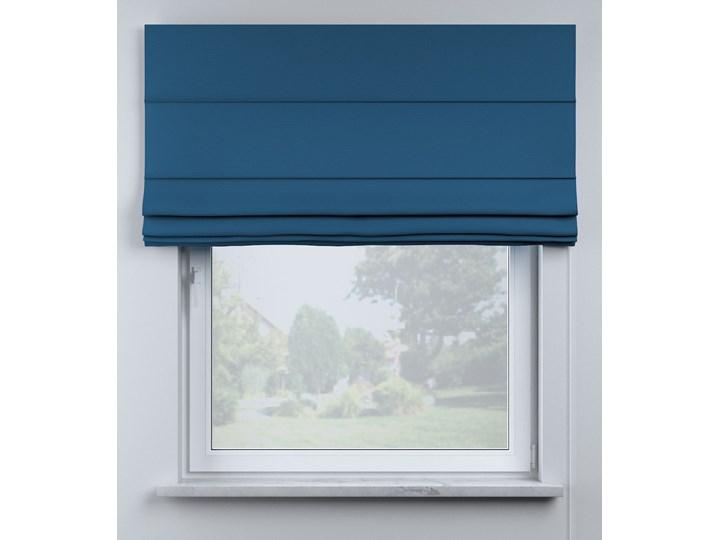 Roleta rzymska Billie, Ocean Blue (morski niebieski), szer.100 × dł.170 cm, Cotton Story Kategoria Rolety Pomieszczenie Pokój przedszkolaka