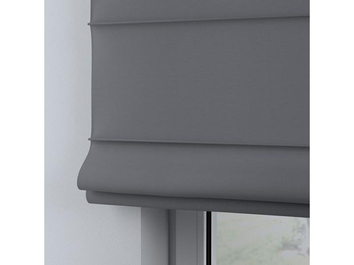 Roleta rzymska Billie, Slade Grey (szary), szer.130 × dł.170 cm, Cotton Story Wzór Dla dzieci Pomieszczenie Pokój przedszkolaka