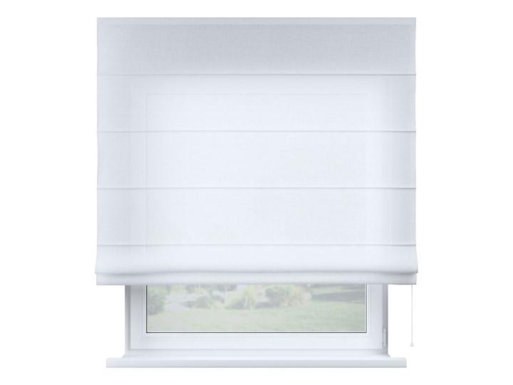 Roleta rzymska Billie, prześwitująca, biała, szer.100 × dł.170 cm, Sweet Secret Typ Roleta transparentna Pomieszczenie Pokój przedszkolaka