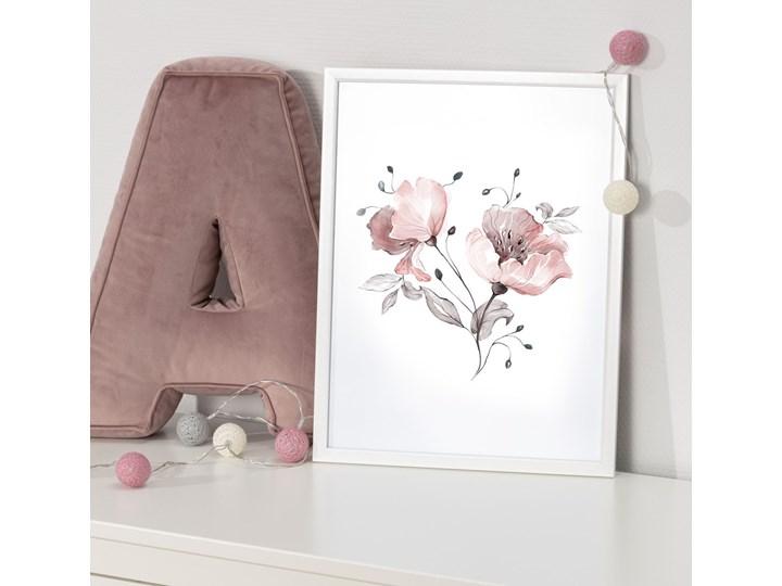 Obrazek Rose Lagoon 30x40cm, 30x40cm Kolor Biały